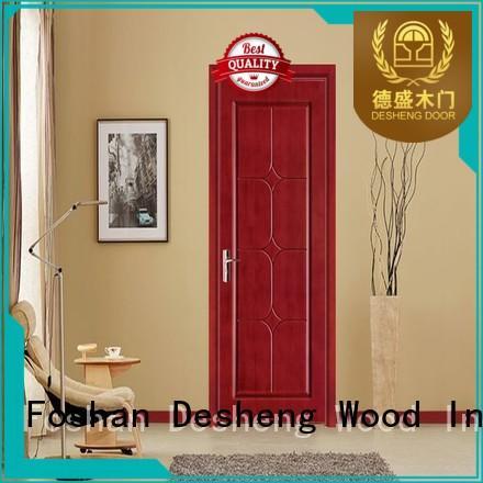 Desheng Wood Industry fire rated door hardware online for villa