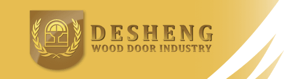 Solid Wood Composite Door-desheng Wood Industry