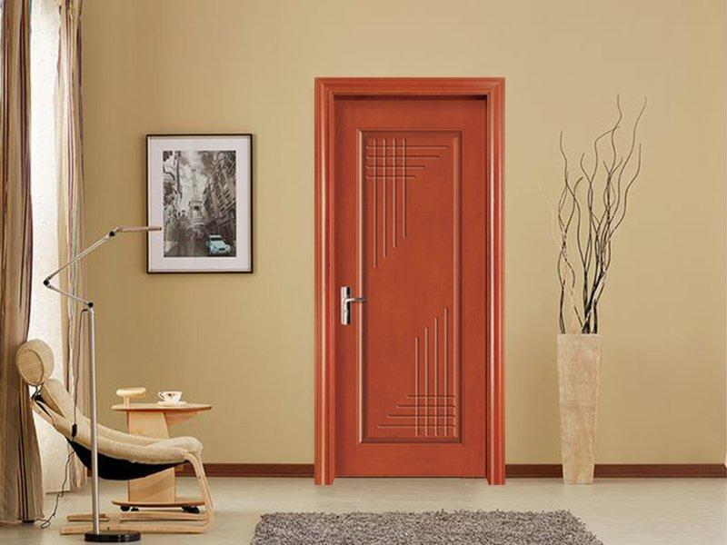 Groined type decorative fire rated door DS-7626