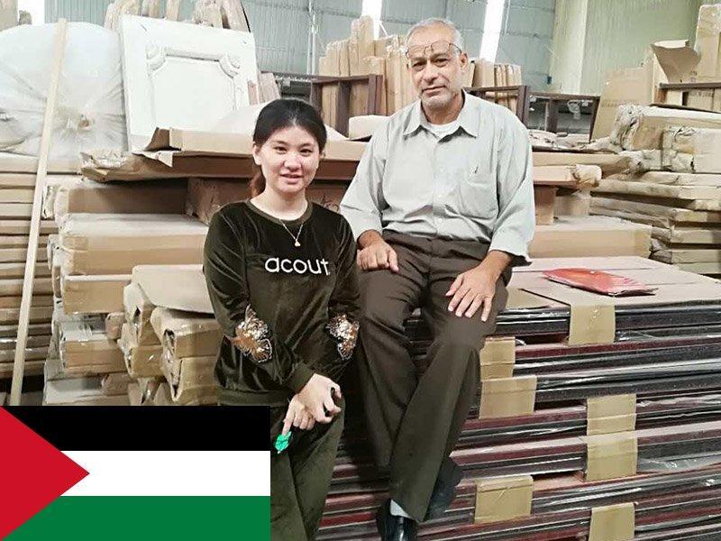 Palestine customers