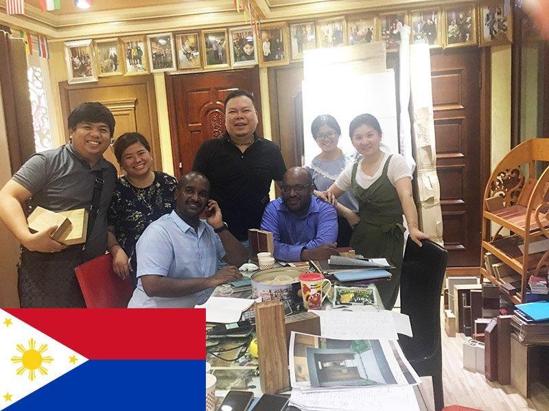 Philippines and Sudan customers