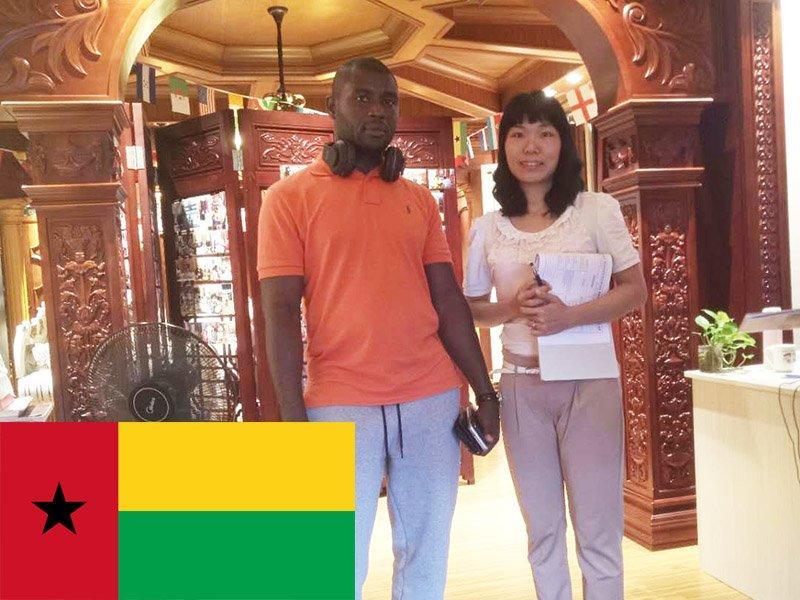 Guinea-Bissau customers