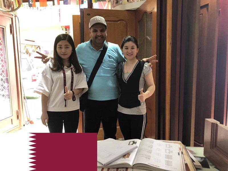 Qatar customers