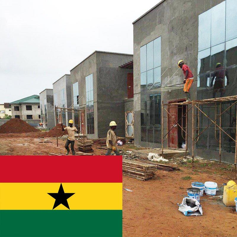 Ghana resort project