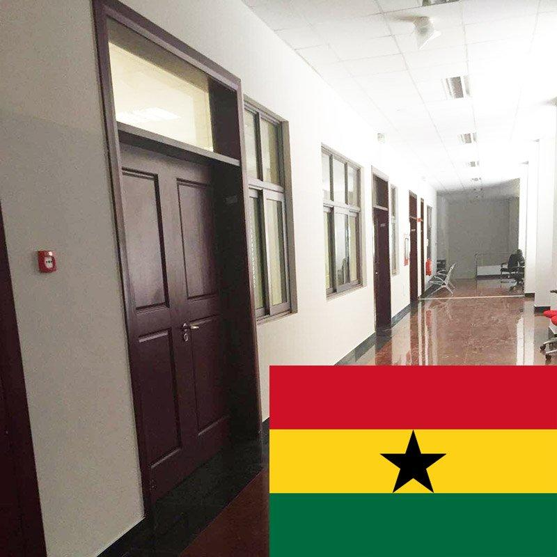 Ghana court project