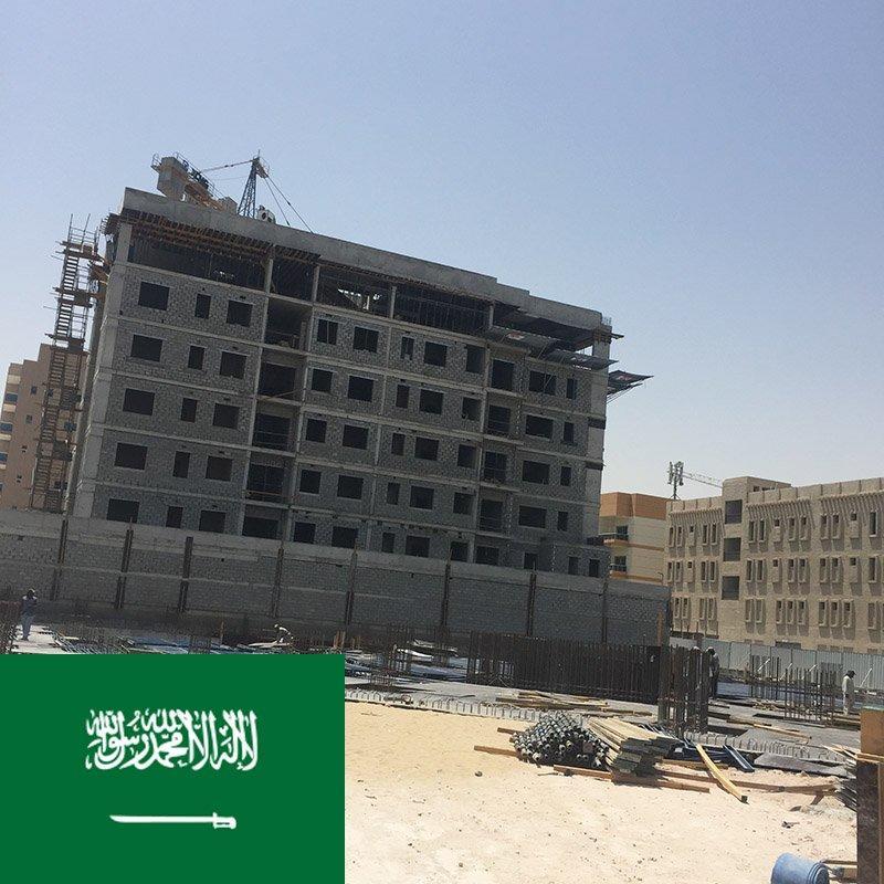 DESHENG Project in Kingdom of Saudi Arabia-2