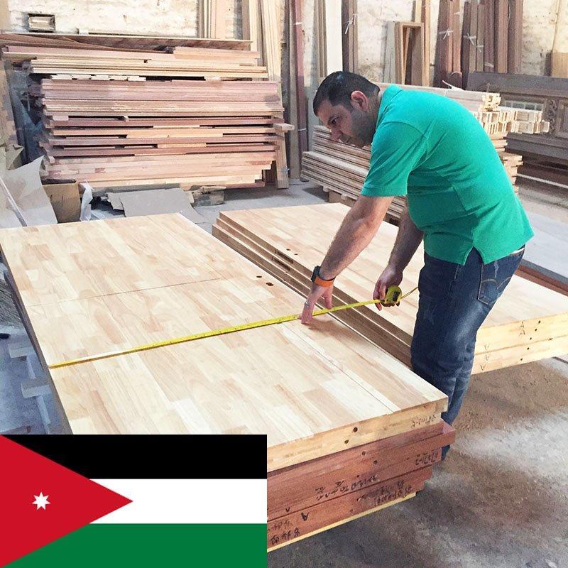 DESHENG Project in the Hashemite Kingdom of Jordan