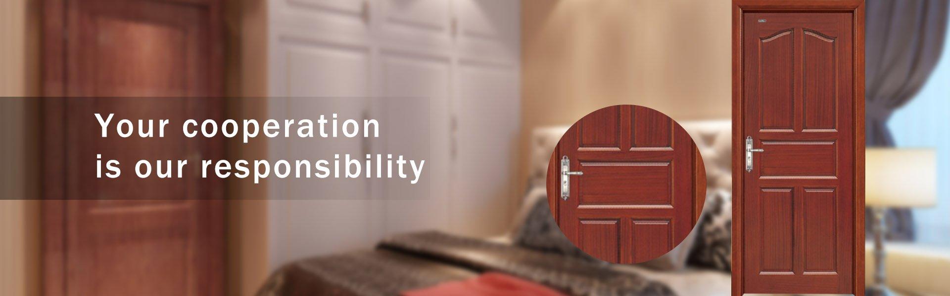 wrought iron interior doors-Desheng Wood Industry