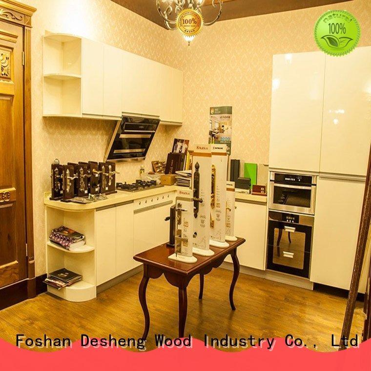 dskc kitchen cabinets online for office Desheng Wood Industry