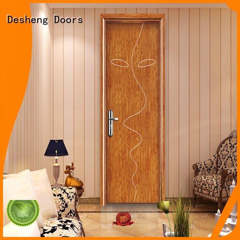 Desheng Doors mdf doors prices online for office