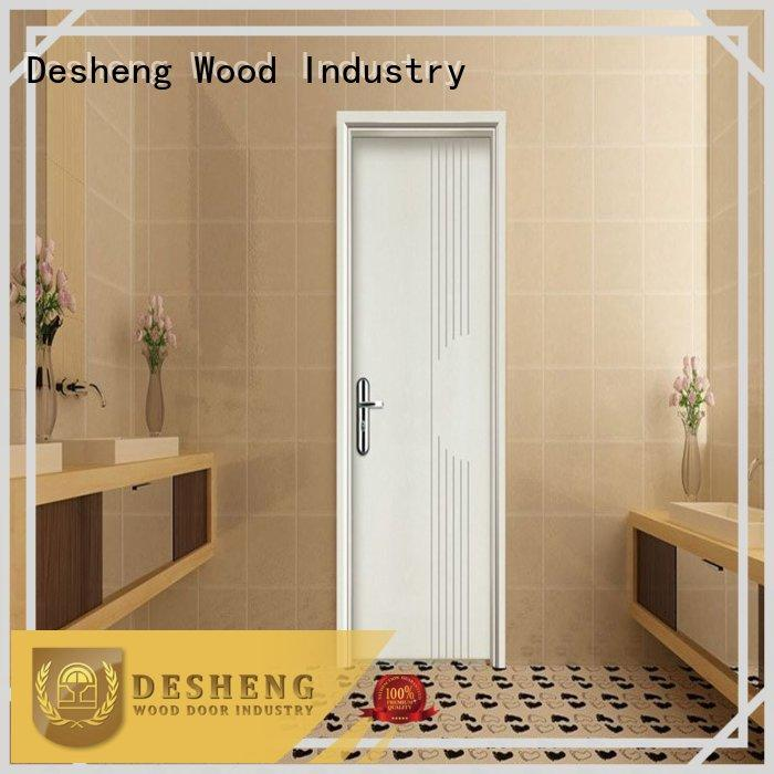 wood plastic composite price online for villa Desheng Wood Industry