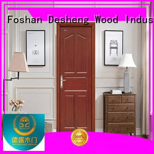Desheng Wood Industry veneer door office door for living room