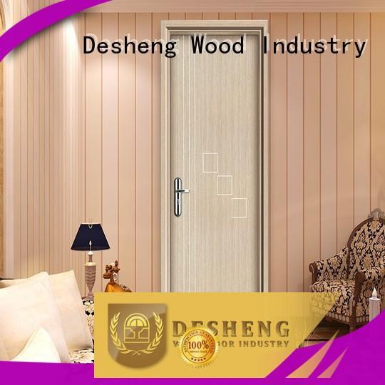 Desheng Wood Industry mdf door casing supplier for office