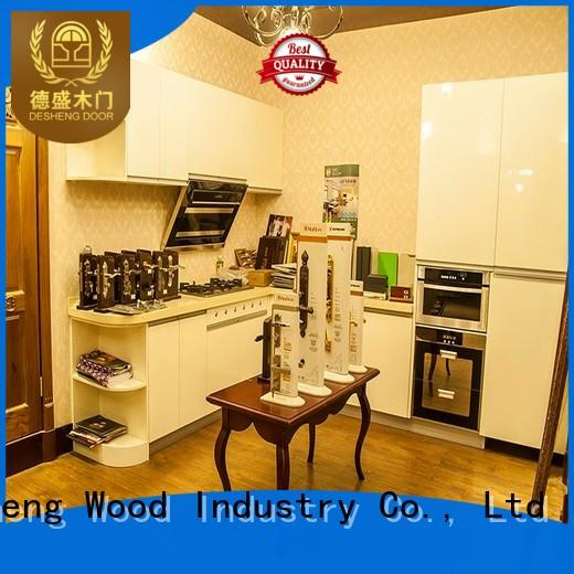 high quality dark wood kitchen cabinets wholesale for office