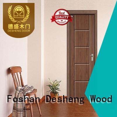 simple design pvc doors for sale online for hotel