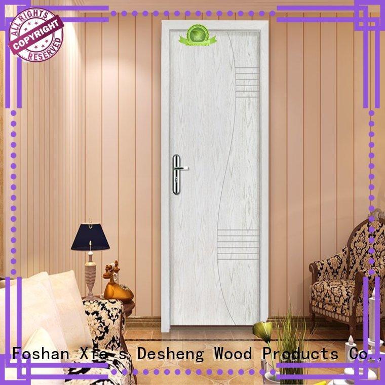 squares mdf panel doors manufacturer for hotel