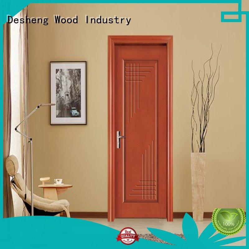 fire rated door requirements for school Desheng Wood Industry