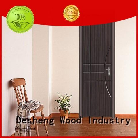simple design pvc doors for sale fast delivery for office