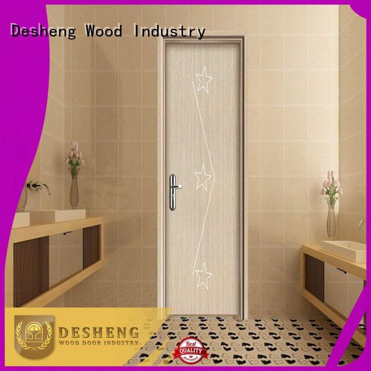 wood plastic composite price online for hospital Desheng Wood Industry