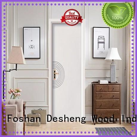 density metal composite hardboard doors Desheng Wood Industry Brand