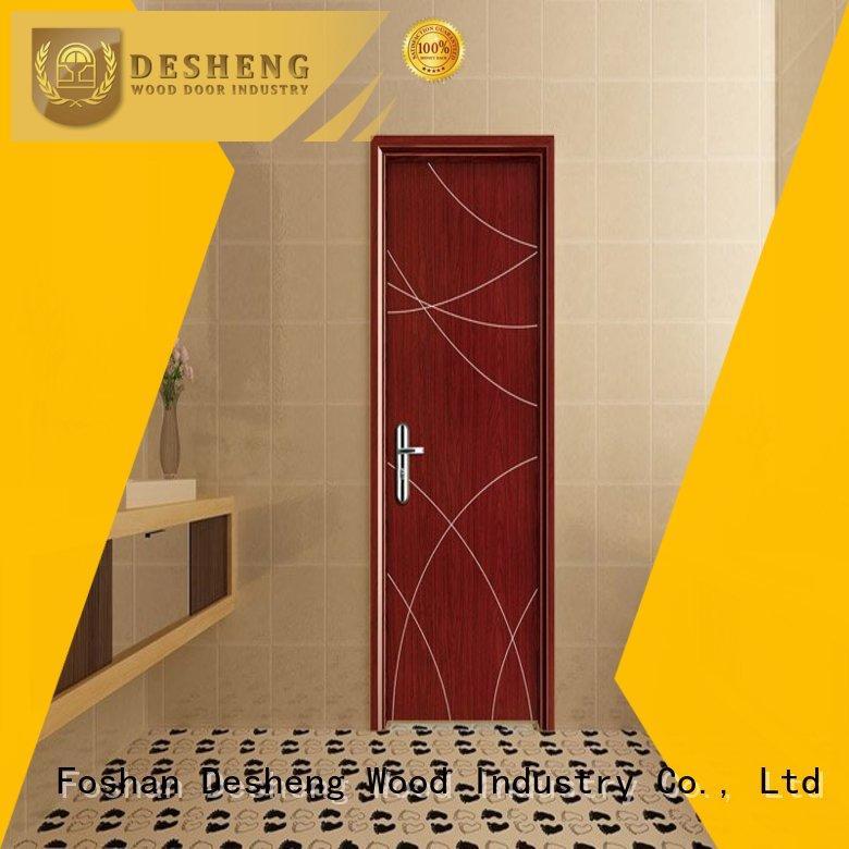 composite door manufacturers online for office Desheng Wood Industry