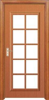 Japanese tatami room stlylish glass door