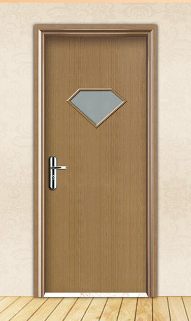 DS-FG03 diamond tempered glass hot sale office door