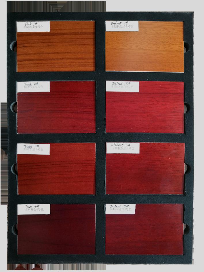 Desheng Wood Industry-Find Ds-fl05 Horizontal Wood Grain Flush Doors | Manufacture-7