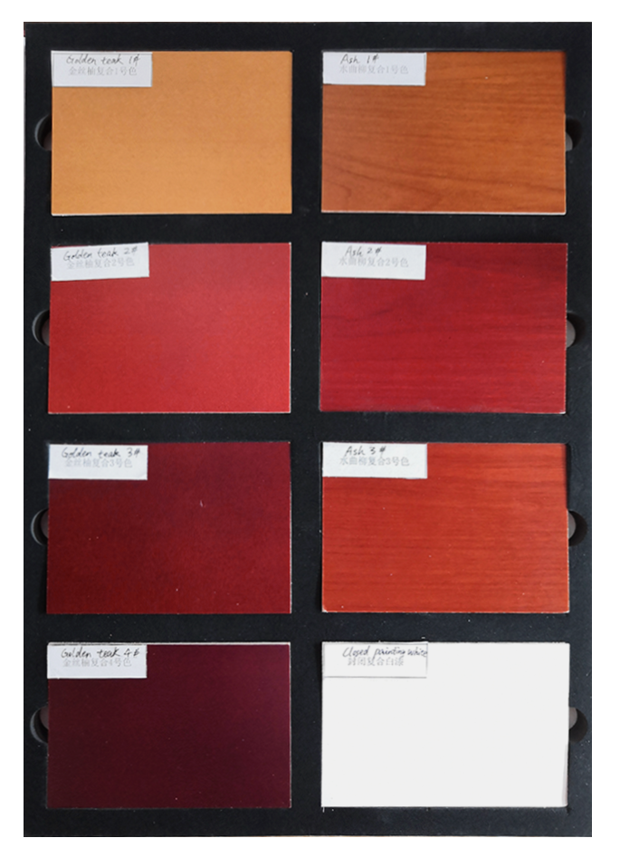 Desheng Wood Industry-Find Ds-fl05 Horizontal Wood Grain Flush Doors | Manufacture-8