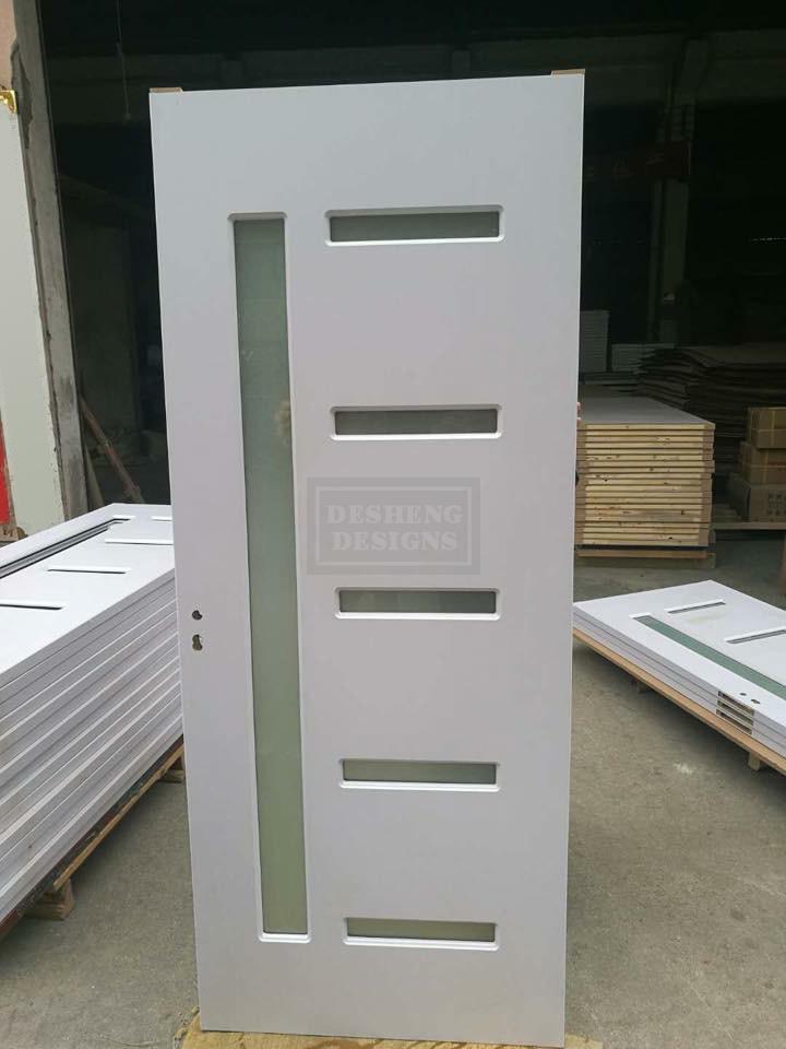Desheng Wood Industry-Select And Uniform Scale Lines Design Pvc Door Ds-v29 | Pvc Door-10