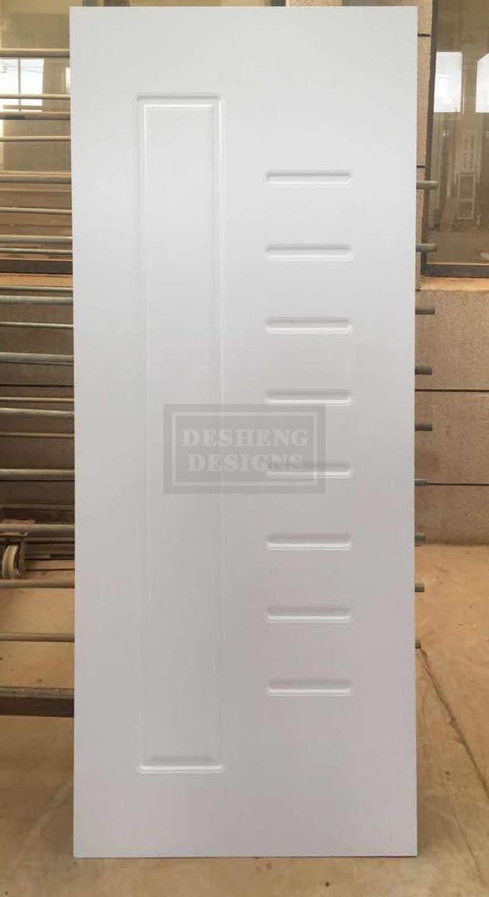 Desheng Wood Industry-Select And Uniform Scale Lines Design Pvc Door Ds-v29 | Pvc Door-11