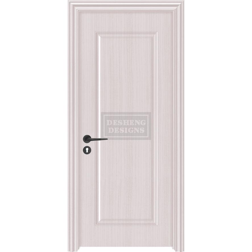 Desheng Wood Industry-Professional Painting Melamine Wardrobe Doors Mdf Kitchen Doors-4