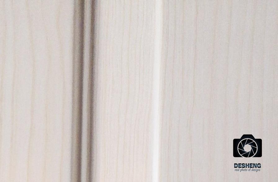 Desheng Wood Industry-Professional Painting Melamine Wardrobe Doors Mdf Kitchen Doors-6