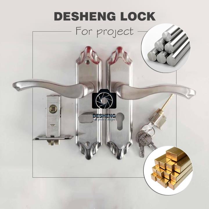 Desheng Wood Industry-Best European Impressionism Pvc Door Ds-v23 Manufacture