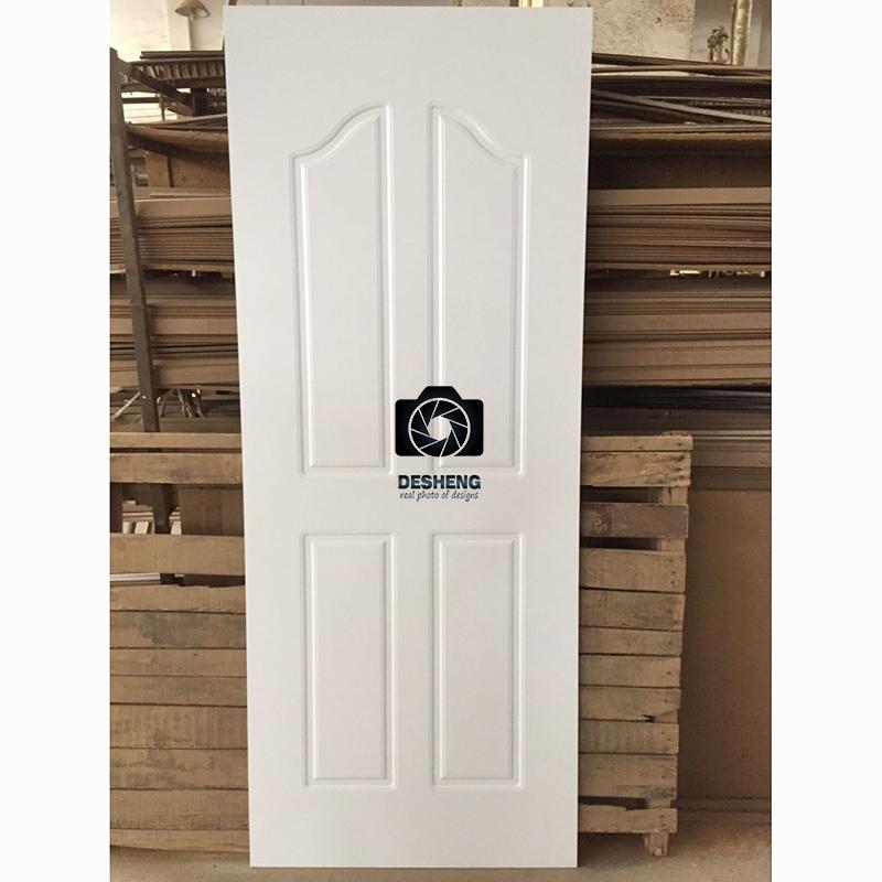 Desheng Wood Industry-Best European Impressionism Pvc Door Ds-v23 Manufacture-8