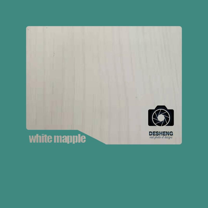 Desheng Wood Industry-Best European Impressionism Pvc Door Ds-v23 Manufacture-9