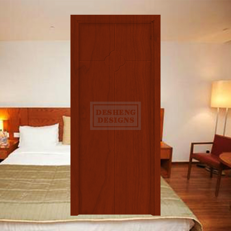 Desheng Wood Industry-Factory Direct Sale Cheap Price Apartment Doors For High Temperature Area-desh-4