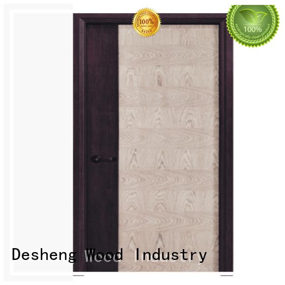 door suppliers for hotel Desheng Wood Industry