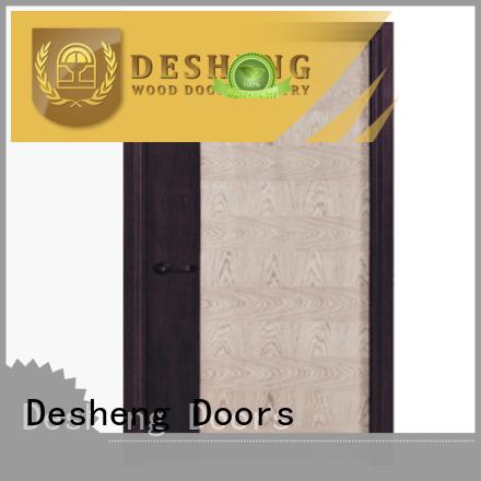 Desheng Doors tubular chipboard customization for villa