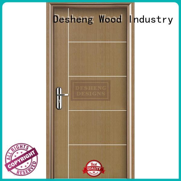 wpc doors for sale Desheng Wood Industry