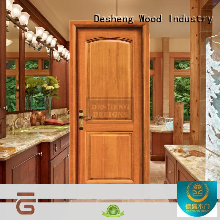 raised solid wood entry doors wholesale for sale