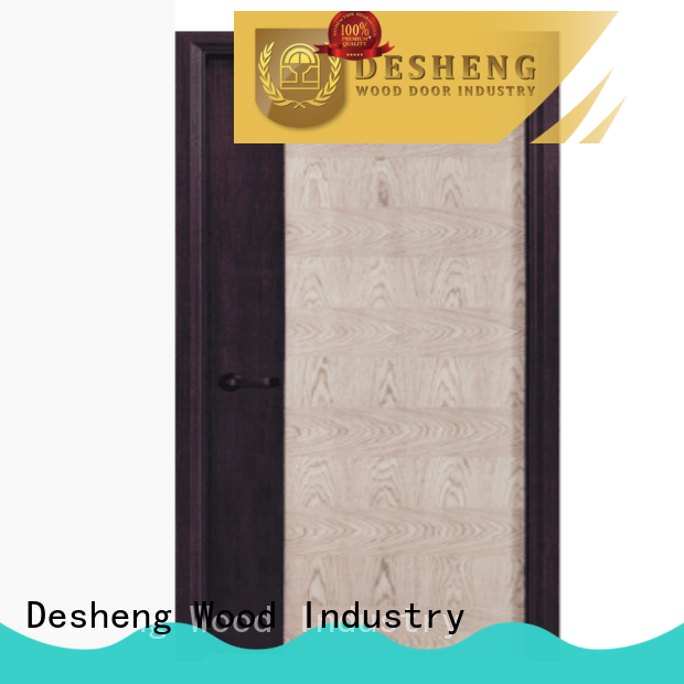 Desheng Wood Industry hollow core doors for sale wholesale for hotel