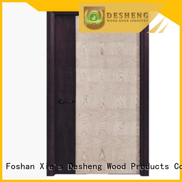 Desheng Doors solid door suppliers wholesale for villa