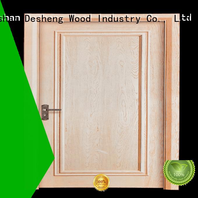 Desheng Wood Industry wood wholesale doors wholesale for apartment