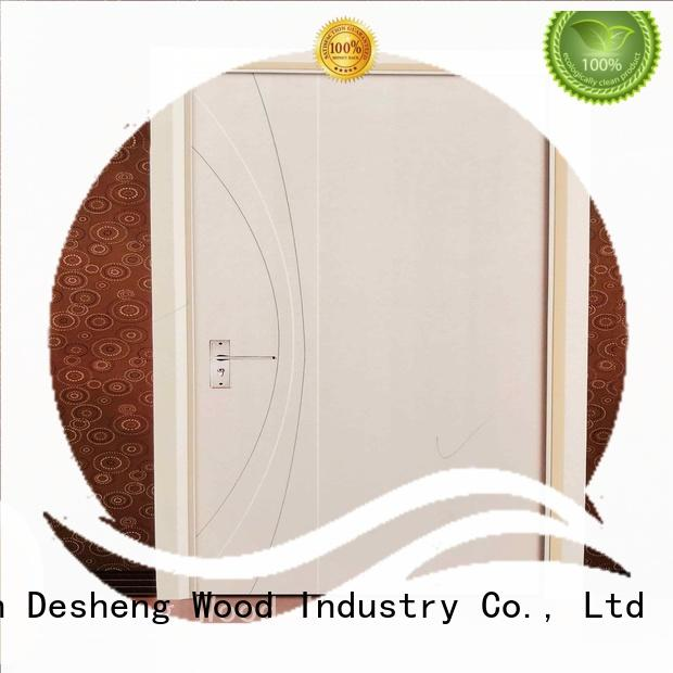 Desheng Wood Industry tubular chipboard supplier for hotel