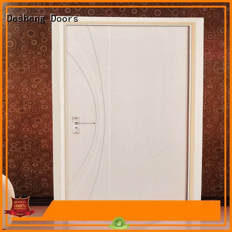 Desheng Doors wholesale doors online for american market