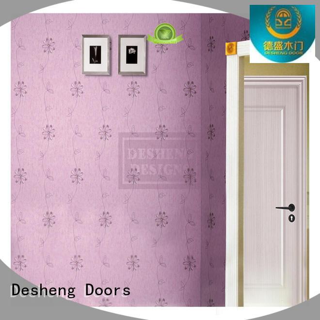 Desheng Doors keyboard melamine doors online for villa