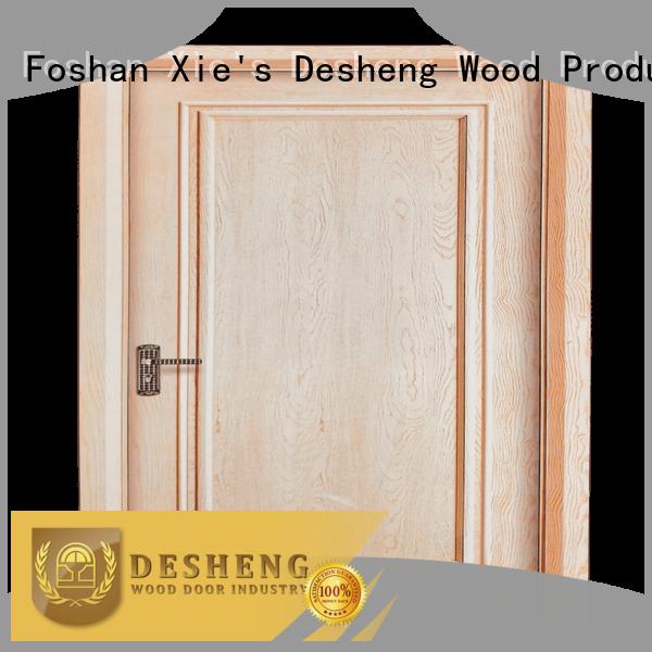 Desheng Doors solid door suppliers manufacturer for villa
