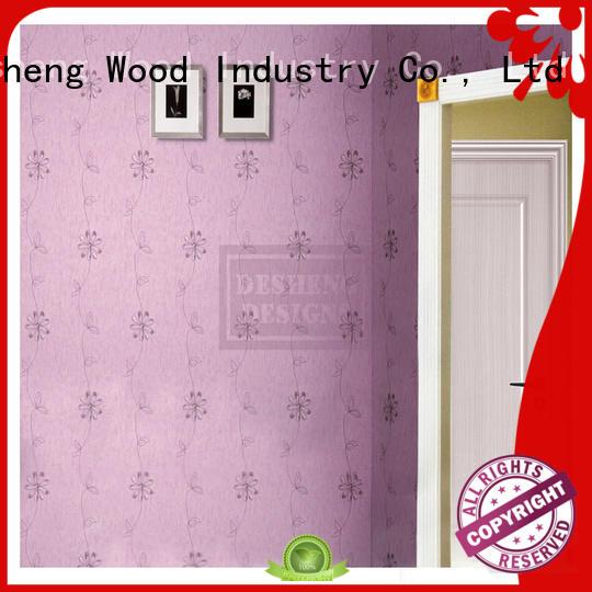 Desheng Wood Industry mdf doors prices online for hospital