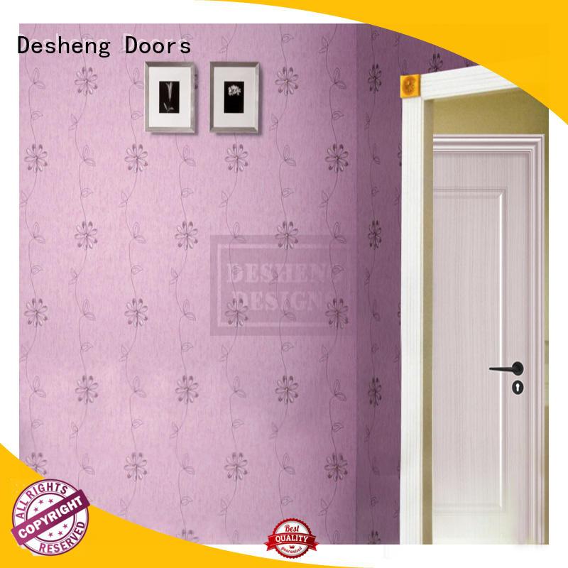 Desheng Doors mdf kitchen doors manufacturer for school